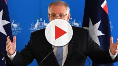 Australia's PM Scott Morrison visits the US on official visit