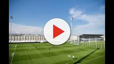 La Juventus si prepara alla Continassa in vista della partita contro il Brescia
