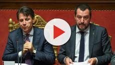 Matteo Salvini attacca Conte: 'Il premier ha qualcosa del suo passato da nascondere?'