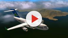 Perdita di pressione in cabina, terrore sul volo Delta: l'aereo perde 9000 metri