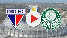 Fortaleza x Palmeiras: transmissão ao vivo neste domingo (22), às 16h