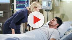 Beautiful anticipazioni dal 23 al 28 settembre: Bill in coma e Ridge si sente in gabbia