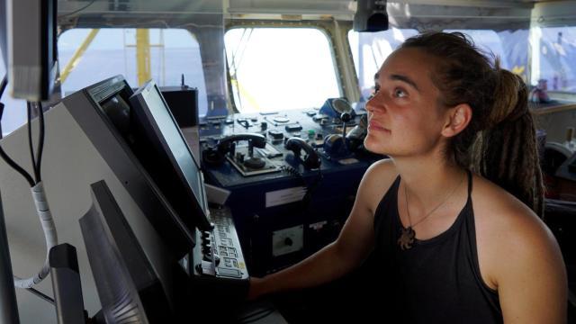 Sea Watch, Carola Rackete alla BBC: 'In Libia non esistono porti sicuri'