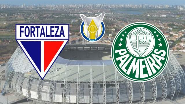 Fortaleza x Palmeiras: transmissão ao vivo na Globo, neste domingo (22), às 16h