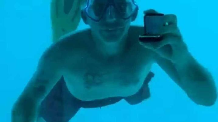 Homem morre afogado após pedir a mão da namorada