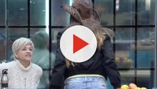 'A Fazenda 11': Drika e Andrea batem boca e briga termina em choro