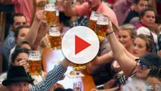 The 186th Oktoberfest beer festival kicks off in Munich