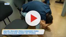 Mulher é presa por extorquir homens sob tentativa de divulgar nudes