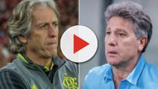Grêmio x Flamengo: treinadores já comentam o confronto
