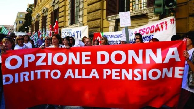Pensioni, Opzione Donna: si va verso la proroga nella nuova Manovra
