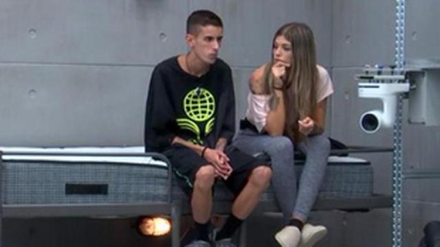 GH VIP 7: 'El Cejas' confiesa que tuvo una relación con Nuria