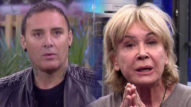 Jorge Javier tiene que poner paz entre Dinio y Mila por sus constantes y censuradas peleas