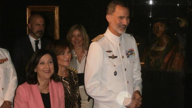 Una exposición sobre Magallanes-Elcano es inaugurada por Felipe VI: 'fuimos los primeros'