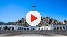 El tribunal supremo da luz verde para la exhumación de Franco del Valle de los Caídos