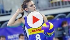 Volley, arrestato stalker della pallavolista della Nazionale Alessia Orro