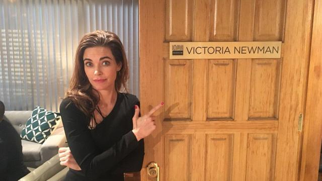 'Y&R' rumors: Victoria arrested, Victor reveals himself