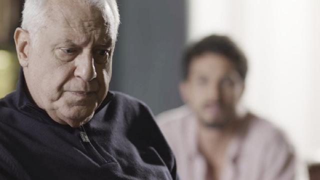 'Bom Sucesso': Alberto conta a respeito da chantagem de Diogo e Nana para Marcos