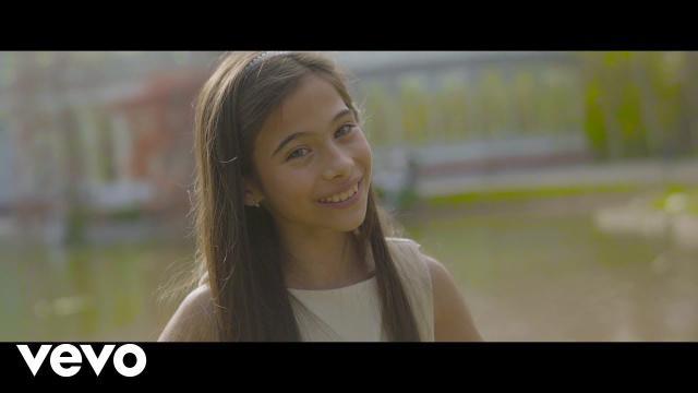 Melani representará a España en Eurojunior 2019 con la canción 'Marte'