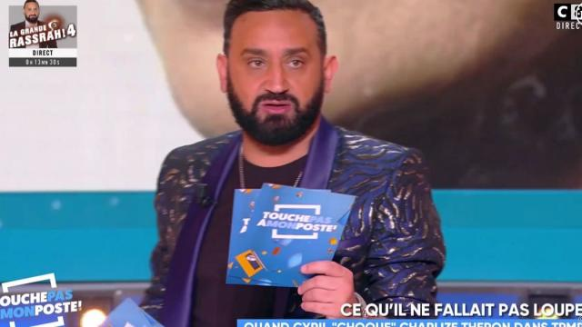 TPMP : Cyril Hanouna clashe Charlize Theron