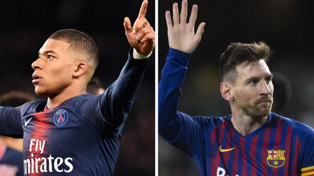 Mercato PSG : 'Objectif Messi et Mbappé' pour Man City