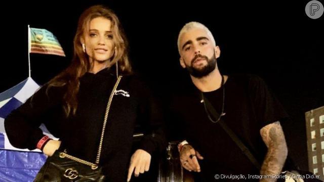 Pedro Scooby vive affair com a modelo Cíntia Dicker, diz colunista