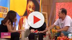 Fátima Bernardes usa redes sociais para falar sobre entrevista com os pais de Ágatha