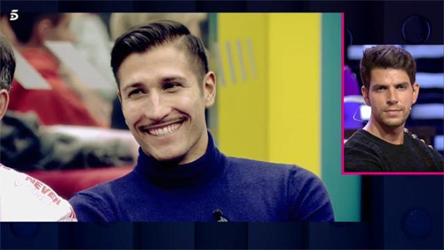 GH VIP 7: Gianmarco le explica a Kiko Hernández que le gusta Estela Grande