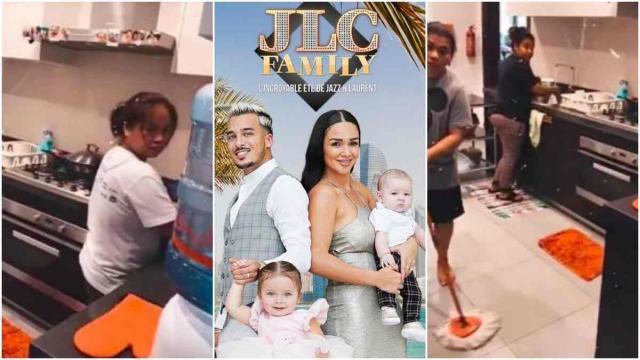 JLC Family : Jazz filme ses nounous et devient la risée du web