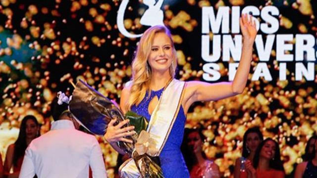 La candidata española a Miss Universo, Nathalie ortega, acaba con los estereotipos