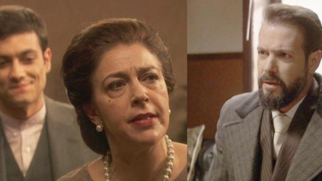 Il Segreto: Matias e Maria feriti a causa di un attentato di Santacruz contro Francisca