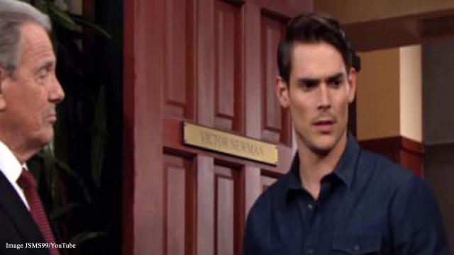 'The Young & The Restless' rumors for Friday: Victor reveals himself to Adam