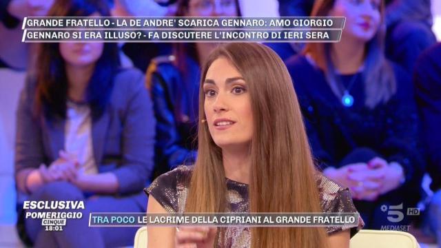 Fabrizia De André risponde alle accuse di Francesca: 'La porta è sempre aperta'