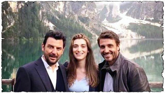 Un passo dal cielo 5, anticipazioni 4^ puntata: Vincenzo e Valeria sempre più vicini
