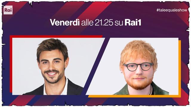 Tale e quale show, 3^ puntata: Francesco Monte sarà Ed Sheeran