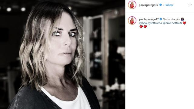 Paola Perego parla dei suoi attacchi di panico in un libro e lo racconta a Verissimo