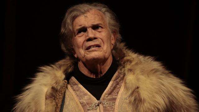 Tarcísio Meira volta aos palcos aos 84 anos