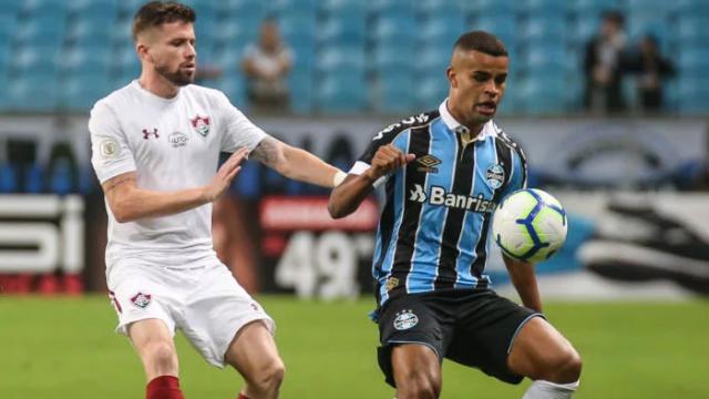Fluminense x Grêmio: escalações, onde assistir e arbitragem