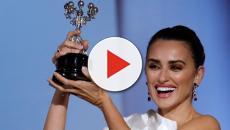 Penélope Cruz recibe el premio Donostia por toda su carrera