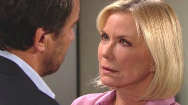 Beautiful, anticipazioni: Brooke schiaffeggia il figliastro