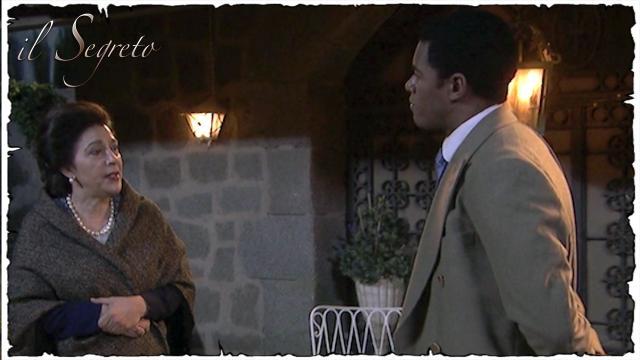 Il Segreto, puntata 4 ottobre: Donna Francisca avvelena Roberto