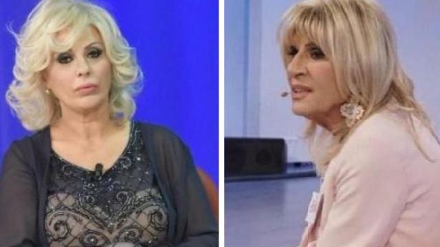Uomini e Donne, continua il litigio tra Tina Cipollari e Gemma Galgani