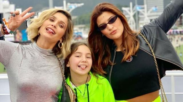 Mães famosas que parecem ser irmãs de suas filhas