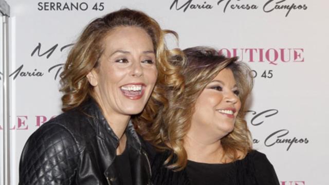 Rocío Carrasco ha pedido a Terelu de no hablar sobre su hija públicamente