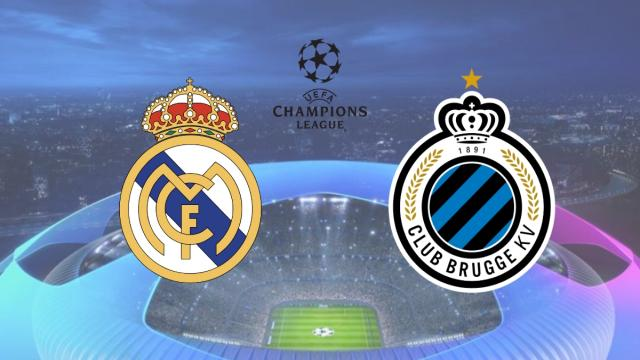 Real Madrid x Brugge: transmissão ao vivo na TNT, nesta terça (1º), às 13h55