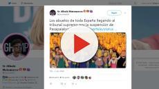 Las redes se burlan del abrupto final de 'Pasapalabra' en Telecinco