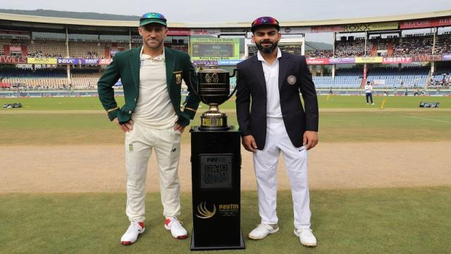 Star Sports live cricket streaming India vs South Africa 1st Test at Hotstar