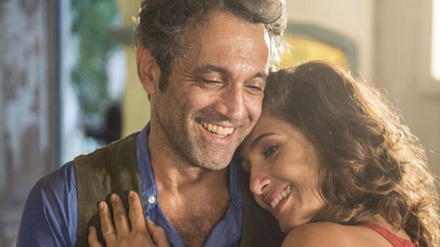 Camila Pitanga relata sobre sua relação com Domingos Montagner em homenagem