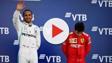 Hamilton: 'Potrei migliorare la Ferrari, ma il mio futuro è alla Mercedes'