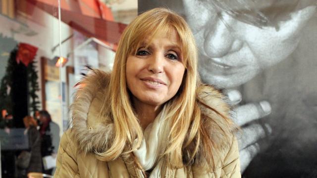 Dori Ghezzi alla fiera del libro ha parlato del marito Fabrizio De André