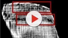 Los rayos X permitirán que los pergaminos carbonizados de Pompeya puedan leerse